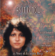 "Featured recording ""AS IT IS NOW"""